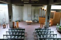 Orgel Apostelkirche, Foto: Dagmar Bertold