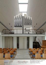 Entwurf Orgel
